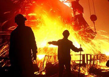 Китай снижает потребление стали
