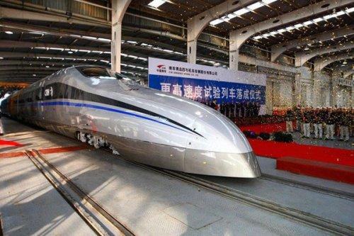 Министерство транспорта РФ обновило проект техзадания на магистраль ЕС—Китай