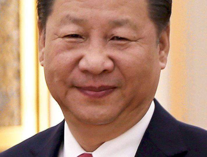 1. Си Цзиньпин (習近平, Xí Jìnpíng)