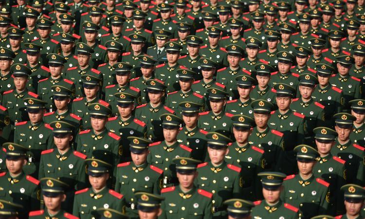 Министерство обороны КНР анонсировало планы военной реформы