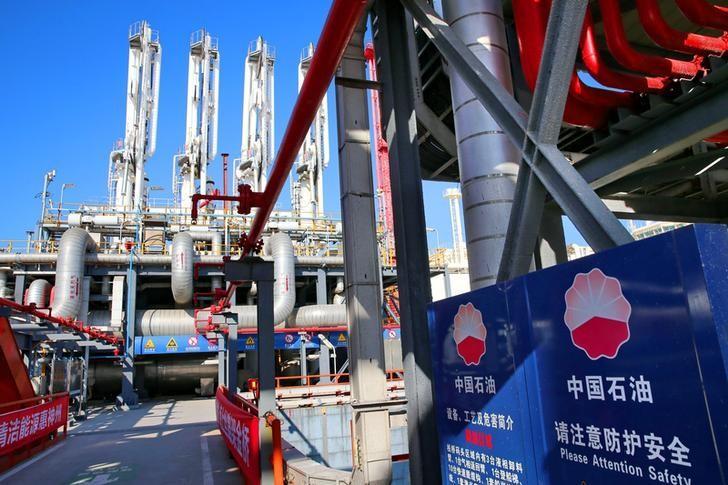 Китай может стать крупнейшим импортером природного газа в мире