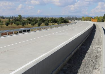 «Восток-Запад»: китайско-грузинское дорожное строительство