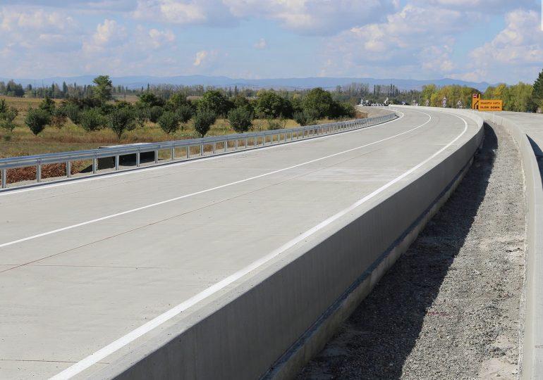Hunan Road and Bridge Construction Group победила в тендере по строительству автомагистрали в Грузии