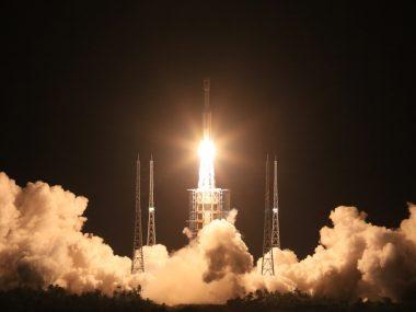 В Китае планируют запуски жидкотопливных ракет-носителей нового поколения