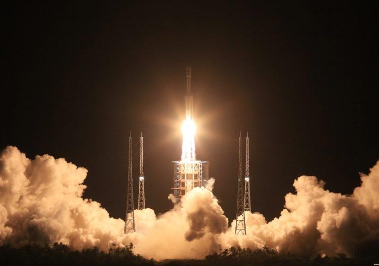 Китай планирует запуски жидкотопливных ракет-носителей нового поколения