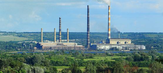 Китай реконструирует Славянскую ТЭС