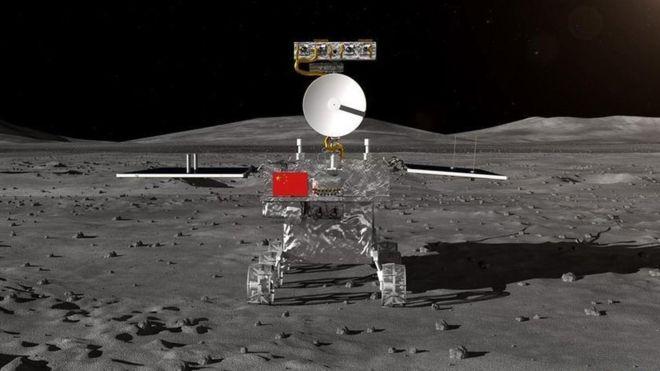 Китай впервые запустит роботизированный космический аппарат на поверхность Луны