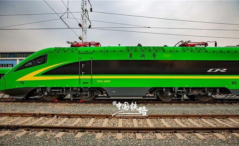 Государственный испытательный центр железнодорожной техники 22 декабря открыл Выставку научно-технических и инновационных достижений в железнодорожной индустрии Китая