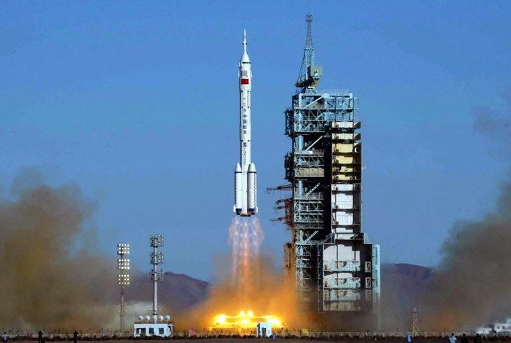 КНР стала лидером в космической гонке