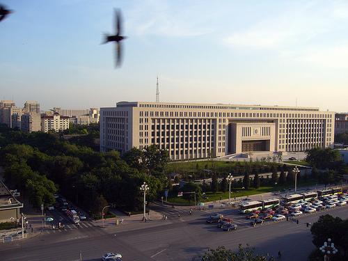 Министерство госбезопасности КНР: скрытая угроза