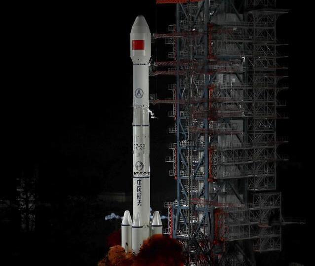Китай совершил первый успешный запуск космического аппарата в 2019 году