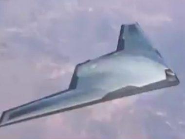 Беспилотник-невидимка был представлен Китаем , не имеющий аналогов в мире