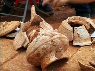 В китайском университете была обнаружена древняя гробница