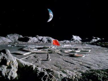 Китай изучает рациональность лунной научной базы