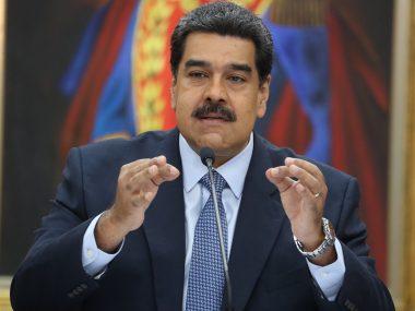 Николас Мадуро благодарен Китаю и России за помощь в экономике