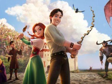 В Китае впервые вышла в прокат украинская анимация