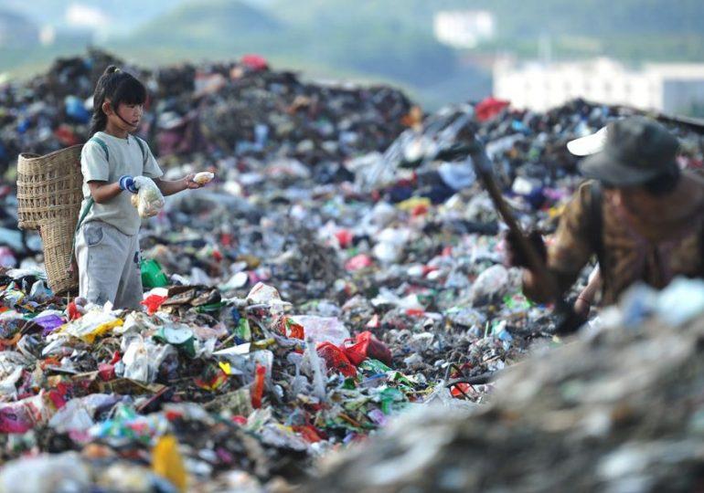 """Китай внедряет масштабный проект """"Город без отходов"""""""