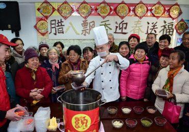 13 января - праздник, просветления Будды, предвещающий китайский Новый год