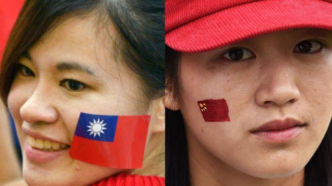 Історія протистояння Китаю і Тайваню