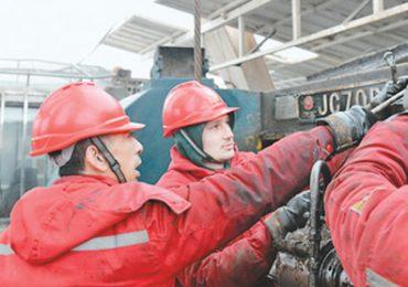 Китайское нефтегазовое предприятие осваивает украинский рынок