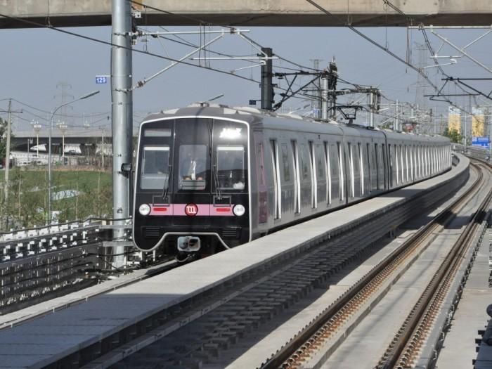 Пекин тестирует автоматизированные поезда метро для нового аэропорта