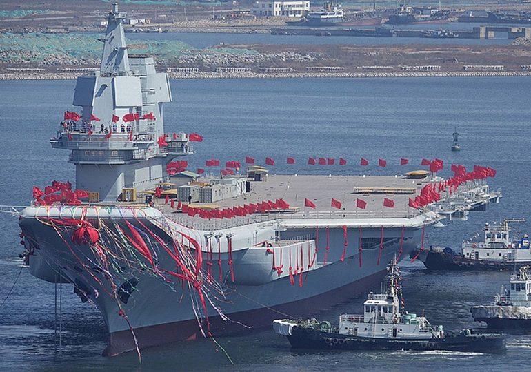 Китай намерен построить четыре атомных авианосца