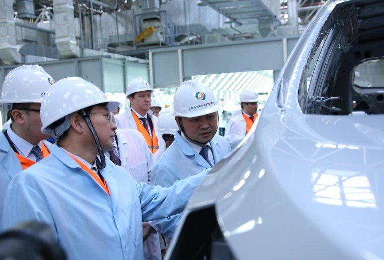 КНР и ЕС усилят сотрудничество на авторынке