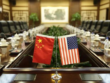 Очередной раунд китайско-американских переговоров по торговым вопросам