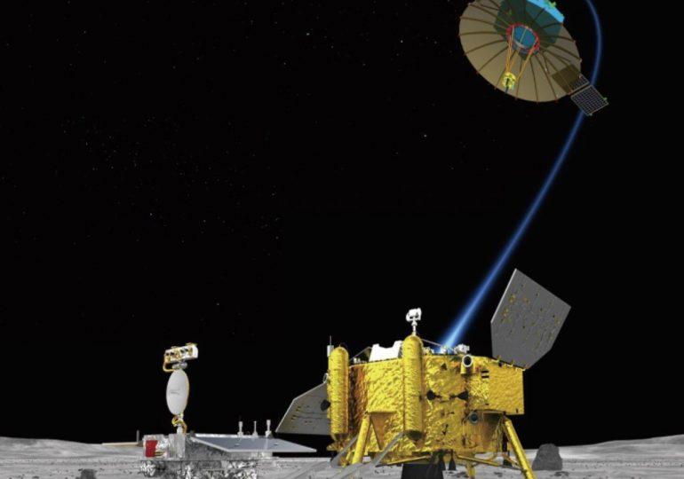 Научные данные с китайского зонда обратной стороны Луны будут бесплатно предоставлены всем желающим