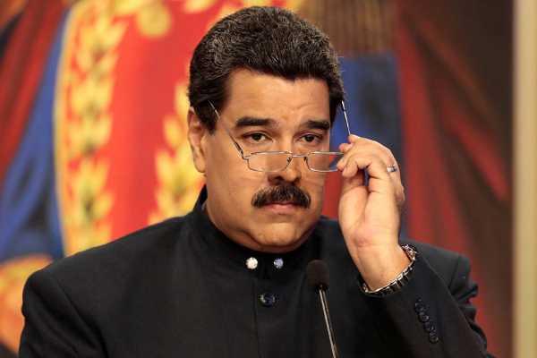 Китай отказывается от Мадуро
