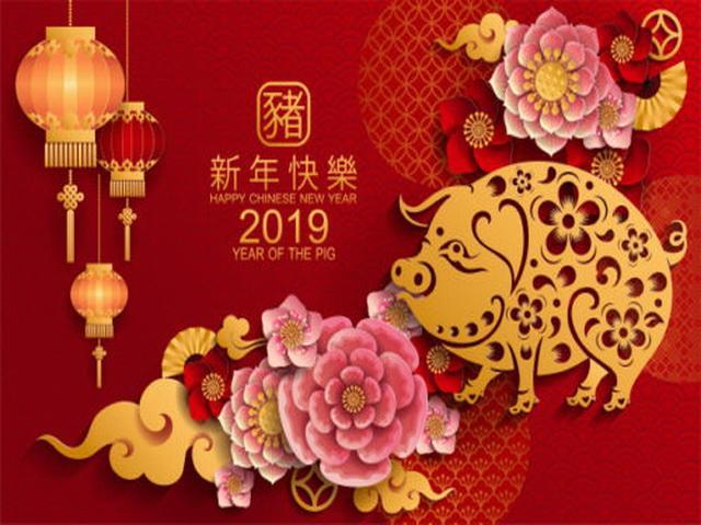 Начинается китайский год Желтой Свиньи