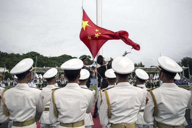 Китай испытал самое мощное корабельное орудие в мире