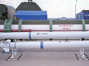 Ракеты для С-400, которые Россия отправила в Китай, повредил шторм
