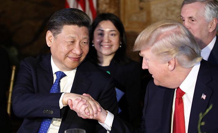 Китай предложил Трампу 1,2 триллиона долларов: за что?