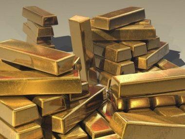 Китай наращивает собственные запасы золота