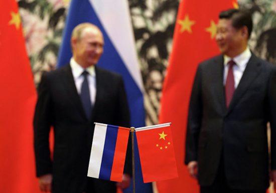 Россия – Китай: [военно-техническое] сотрудничество