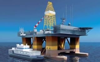 Китай начинает строить плавучие АЭС