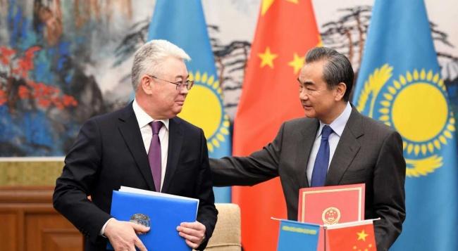 Сотрудничество Китая и Казахстана обеспечивает безопасность в Центральной Азии