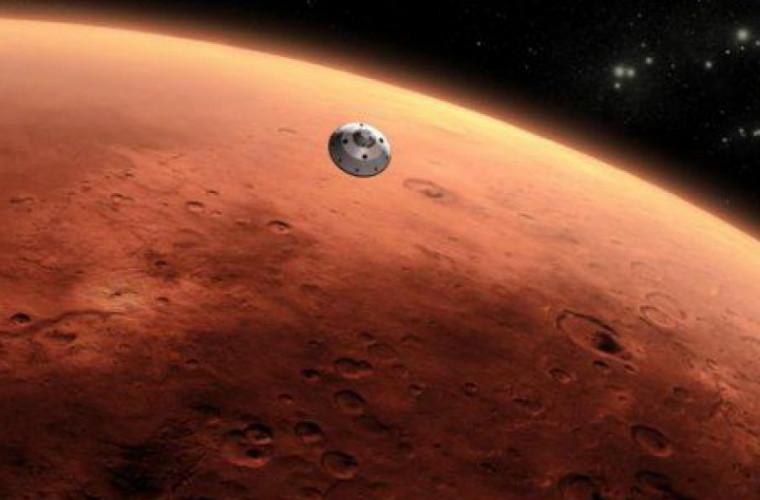 Китай намерен отправить ровер на Марс