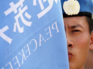 Китай хочет стать главным миротворцем