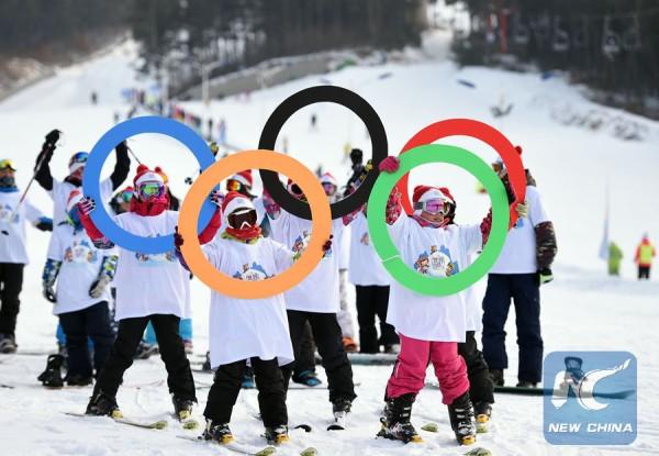 """Зимняя Олимпиада-2022 в Китае удивит """"умными"""" спортивными объектами"""