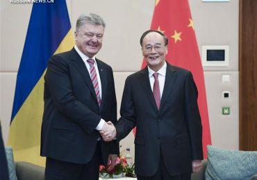 Украина: внутриполитическая борьба за Китай
