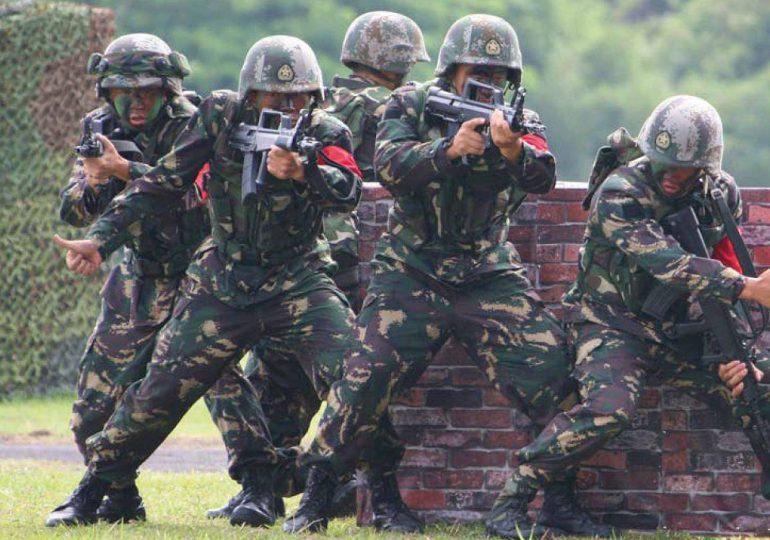 Китай провел учения по ведению войны