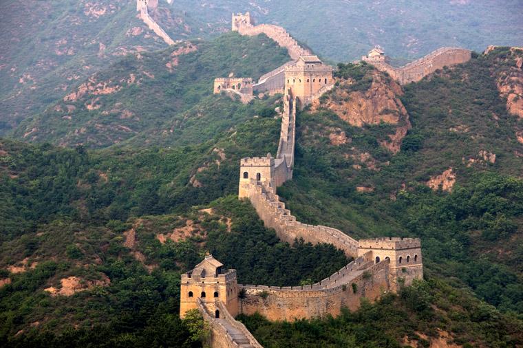 Китай создаст центр по реставрации Великой китайской стены