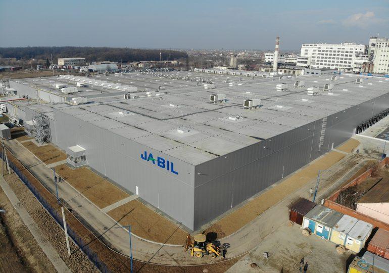 Jabil делают китайскую электронику на заводе в Закарпатье