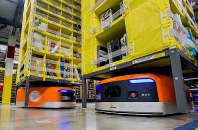 Китай активно разрабатывает логистических роботов