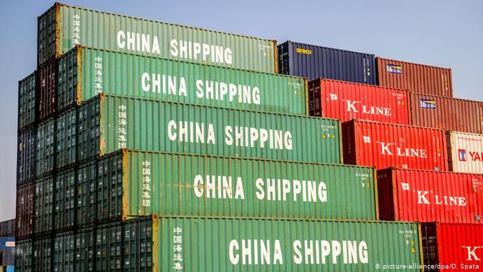 На Китай приходится самая большая доля сырьевого экспорта из Украины