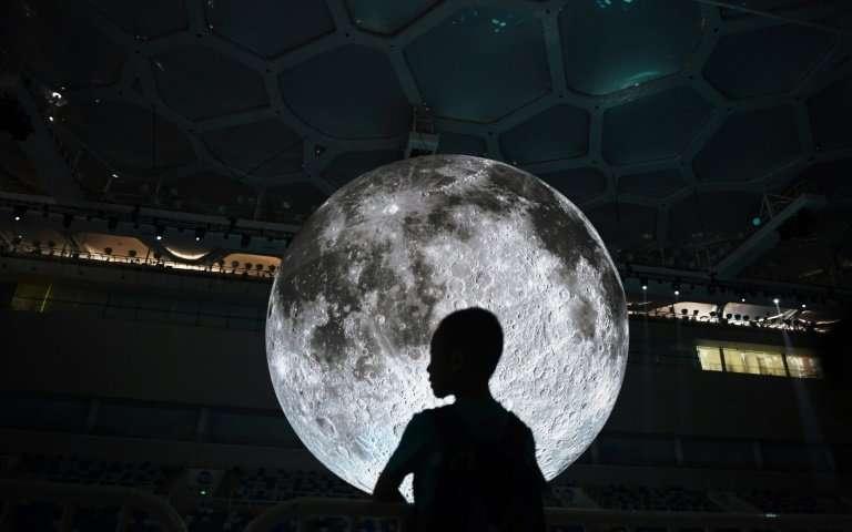 Китай готовится отправить людей на Луну