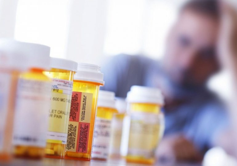 СШАблокируют ввоз опиоидов изКитая