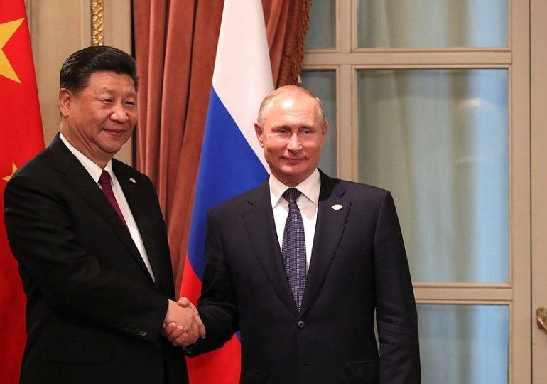 """Путин и Си Цзиньпин встретятся в Пекине на форуме """"Один пояс, один путь"""""""